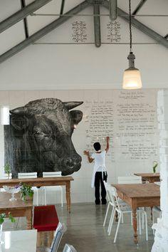 » Très belle rénovation d'une ferme au Cap » Blog déco FactoryChic - Carnet de tendance et d'inspiration