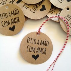 Made by hand with love...Portuguese