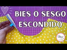 #49 BIES O SESGO OCULTO/ TIPS SÚPER ÚTIL 😃 - YouTube The Creator, Sewing, Creando Ideas, Youtube, Sewing Nook, Sewing Patterns, Sewing Diy, Clothing Alterations, Sewing Tutorials