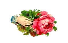 flower-clip-art-victorian-scrap-red-roses-and-flowers-hand-whimsy-58514.png (1382×873)