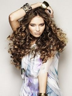 I am going to try this as my hair grows longer. hehehe