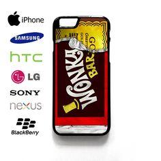 ticket wonka Case for iPhone, iPod, Samsung Galaxy,HTC,LG,Sony,Nexus,Blackberry