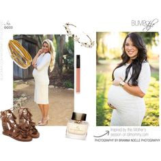 A Pregnancy Story with Boho Family Maternity Photos by Brianna Noelle Photography - Beauty and Lifestyle Mommy