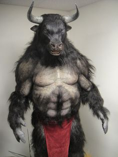 The Prop Store of London - LA - Minotaur costume from Voyage of the Dawn Treader
