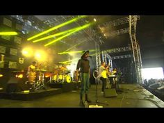 Jungle - Busy Earnin' - Live from Coachella, April 11, 2015 - YouTube