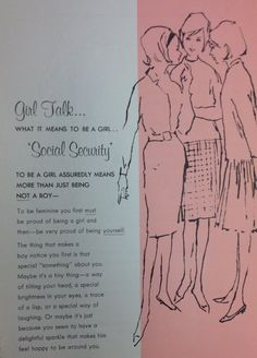 Wendy Ward Charm School Handbook / although this advice may seem extremely dated.think about it! Quite true actually even in this new century of ours. Vintage Modern, Vintage Ads, Learn To Love, Learn To Paint, Etiquette And Manners, Photos On Facebook, Finishing School, Act Like A Lady, Want To Be Loved