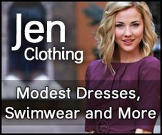 Modest Clothes Shopping Directory  http://www.jenmagazine.com/fashion/modes...  Find LDS Modest Clothing: It's hard to find cute modest clothes at the mall, but there are many modest clothes companies you can shop from online. Here's a list: (If you're looking for a modestprom or formal dress, go to ourModest Promsection.)