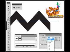 How to Create Chevron Brushe for Patterns (Video Tutorial) | Special Effects in Photoshop