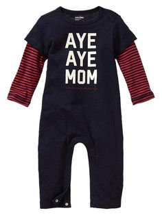 $24.95...Gap 2-in-1 knit one-piece  (6-12 mo) SOOO cute!    http://www.gap.com/browse/product.do?cid=77587=1=303227002