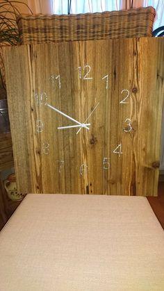 Clock, Wall, Home Decor, Diy Clock, Watch, Decoration Home, Room Decor, Clocks, Walls