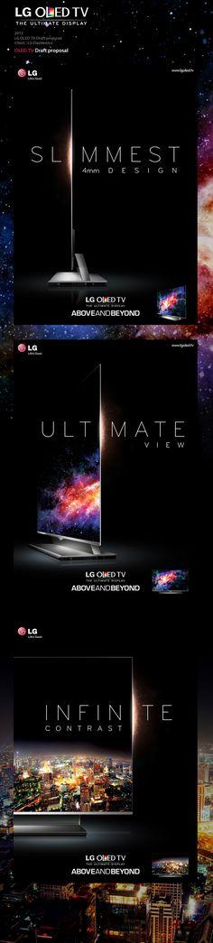 Draft Proposal- LG OLED TV on Behance