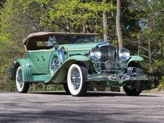 Classy Cars, Sexy Cars, Hot Cars, Duesenberg Car, Auto Retro, Old Classic Cars, Unique Cars, Vintage Trucks, Amazing Cars