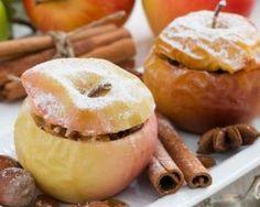 Pommes rôties légères aux Spéculoos© : http://www.fourchette-et-bikini.fr/recettes/recettes-minceur/pommes-roties-legeres-aux-speculoosc.html