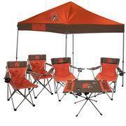 NFLShop.com - NFLShop.com Cleveland Browns Large Tailgate Kit - AdoreWe.com