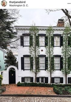 Washington Dc, Mansions, House Styles, Enchanted Home, Exterior, Bird, Photo And Video, My Favorite Things, Architecture
