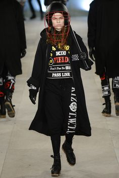 See the complete KTZ Fall 2016 Menswear collection.