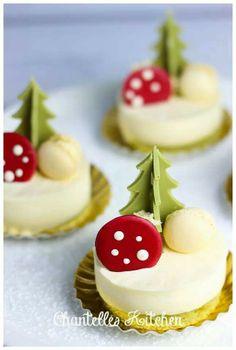 Kerst gebakjes