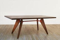 Jean Prouvé (Paris 1901 - Nancy 1984) ,Demountable table, ca 1942