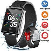 Fitness Tracker Smartwatch Dwfit Activity Tracker with Heart Rate Monitor Fitness Tracker Watch with Sleep Monitor Step Calorie Counter Smart Bracelet for Kids Women and Men Best Smart Watches, Cool Watches, Watches For Men, Fitness Tracker, Smartwatch, Activity Tracker Watch, Fitness Monitor, Fitness Wristband, Calorie Counter
