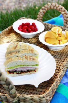 Italian Sandwiches - Perfect for a Picnic! From @Katie Goodman