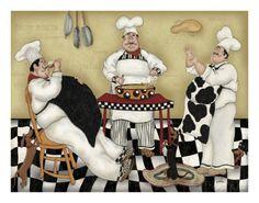 Kitchen Kapers I Pósters en AllPosters.es