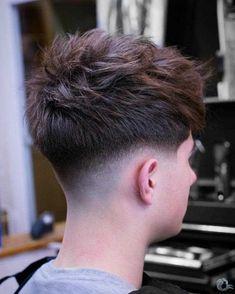 50+ Best hairstyles for teens -  #haircut #hairstyles #menhair #shorthair #Teens Stylish Boy Haircuts, Teen Haircuts, Teen Hairstyles, Medium Beard Styles, Medium Hair Cuts, Trending Hairstyles For Men, Types Of Fade Haircut, Shaved Hair Designs, Men Hair Color