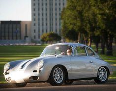 Shane Balkowitsch 1965 Porsche 356C
