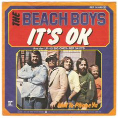 Beach Boys on 45 - Germany - Brother Reprise
