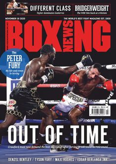 Boxing Images, Latest Issue, Boxing News, News Magazines, Boxers, Magazine Covers, Galleries, Punch, Legends