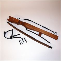 Medieval crossbow 30 lb LARP by TheArcheress on Etsy