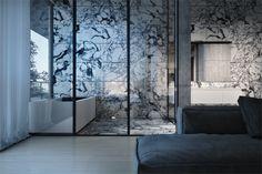 Stunning Achromatic Studio | Yanko Design