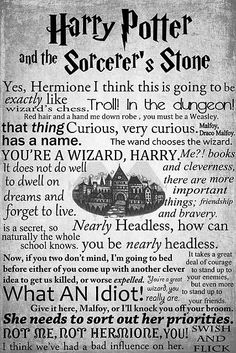 i love that i know every one of these quotes... accents and all :)