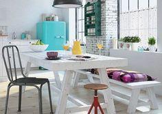 Draperii și perdele gata confecționate sau la metru Storage Solutions, Modern, Table, Design, Colour, Furniture, Bedroom, Floral, Home Decor