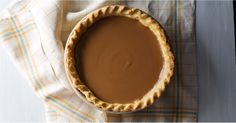 Mario Batali's Butterscotch Pie Recipe   POPSUGAR Food