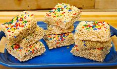 As a kid, one of my favorite treats was always a delicious marshmallow square. And while my parents normally made them with Rice Krispies, there are actually quite a few ways to get creative with the recipe. One yummy and colorful recipe uses Lucky Charms marshmallows in place of the traditional cereal. But now that... View Article