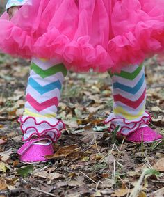 Zana's pink tutu,zigzag tights,& little flats that her daddy got her for Christmas.Its a treasure she will always...treasure.