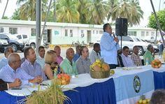 Con el objetivo de suplir al programa de Desayuno Escolar en más de 29 comunidades, el Gobierno inició la rehabilitación de la Planta Procesadora de Alimentos para Niños del Consorcio Cooperativo El Pozo