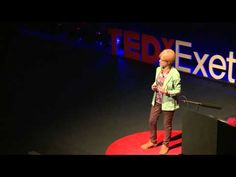 Sparking Connections: Ways to find beauty, joy and meaning in dementia: Carrie Clarke at TEDxExeter - YouTube