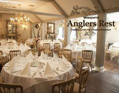 Weddings @ The Anglers Rest