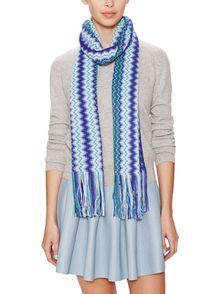 Love Missoni scarves!