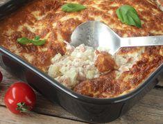 Kesogratäng är en nyttig och supergod maträtt! Servera gärna din Kesogratäng med en fräsch sallat. Kesogratängen innehåller väldigt få kolhydrater, bara 10 g Lchf, Keto, Macaroni And Cheese, Chili, Food And Drink, Soup, Dinner, Cooking, Ethnic Recipes