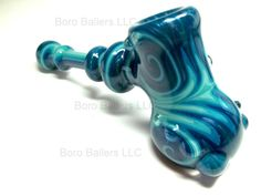 Glass Pipe Sparkly Heady Dry Hammer READY for by LoudActions, $120.00 #Bong #Pipe #Waterpipe #Stoner #Pot #Weed #Glasspipe #Teagardins #SmokeShop http://Teagardins.com