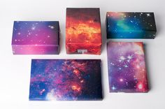 Galaxy Wrapping Pape