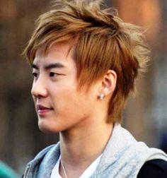 Mens Hairstyles 33 Trendy Asian Hairstyles for Men with all Hair Lengths beautiful Asian mens hairstyle Asian Man Haircut, Hipster Haircut, Hipster Hairstyles, Asian Men Hairstyle, 2015 Hairstyles, Undercut Hairstyles, Cool Hairstyles, Asian Hairstyles, Undercut Men