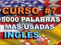 CURSO#7 – II PARTE - 275 ADVERBIOS MÁS USADOS EN INGLÉS- CON PRONUNCIACI...