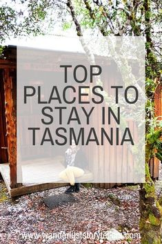 Wondering where to stay in Tasmania during your holiday? Here is a list of our favorite Tasmania accommodation options. From hotels in Tasmania, to Airbnb options and more! Places to Stay in Tasmania Tasmania Road Trip, Tasmania Travel, Croatia Travel, Thailand Travel, Bangkok Thailand, Italy Travel, Australia Travel Guide, Beautiful Hotels, Beautiful Places