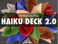 """""""Haiku Deck relies on strong visual content and minimal use of text."""" Haiku Deck - Free Presentation App for iPad by Peter Pappas via Copy/Paste Presentation App, Free Presentation Software, Common Core Vocabulary, Academic Vocabulary, School Counsellor, Cool Slides, Vocabulary Instruction, Haiku, Tools For Teaching"""