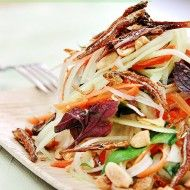 Seriously, you haven't lived until you've had green papaya salad.