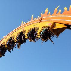 Six Flags St. Louis to debut Fireball in spring 2016.