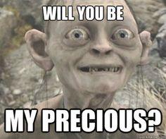 Quero um pedido de casamento assim... :)